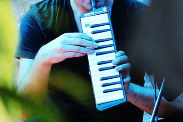 Musique in Aspik beim Ulrichsviertelfest